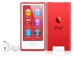 Apple iPod Nano 7th Generation 16GB NEW COR VERMELHO