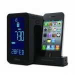 Dock Speacker Prism iPod iPhone Preto