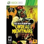 Red Dead Redemption - Undead Nightmare para XBox 360 mod.USA