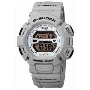 Casio G-SHOCK G9000 White Mudman