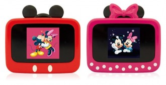 Pocket Foto Frame i-River Mickey e Minnie
