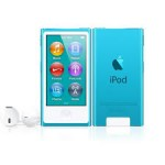 Apple iPod Nano 7th Generation 16GB NEW COR AZUL