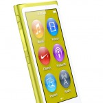 Apple iPod Nano 7th Generation 16GB NEW COR AMARELO