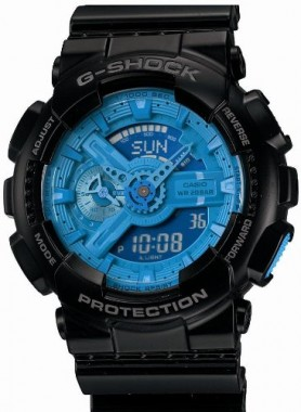 Casio G-SHOCK Hyper Colors Blue