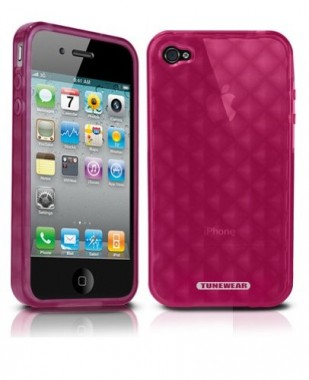 TunePrism Case protetor para iPhone 4 Rosa
